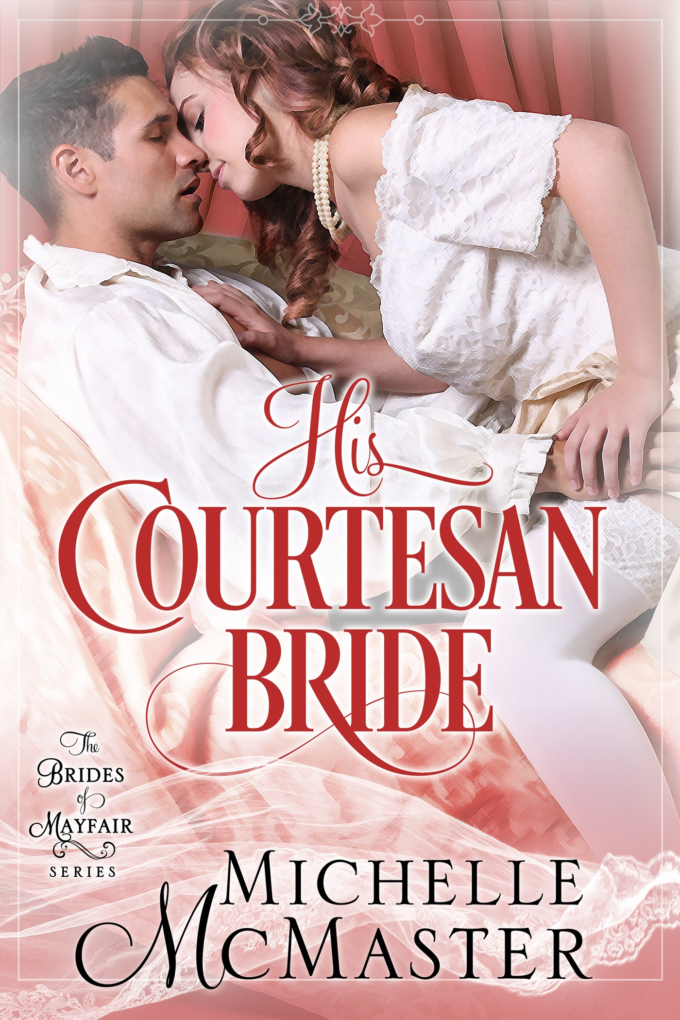 Book Cover: His Courtesan Bride