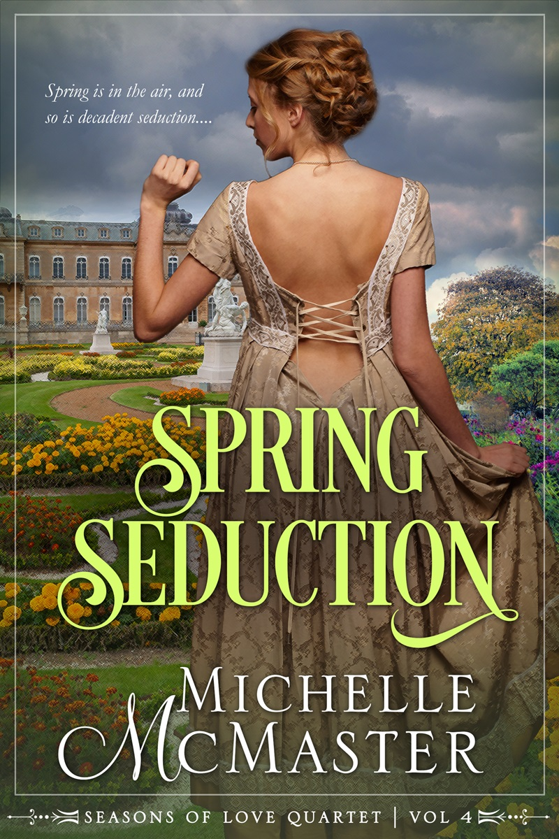 Book Cover: Spring Seduction