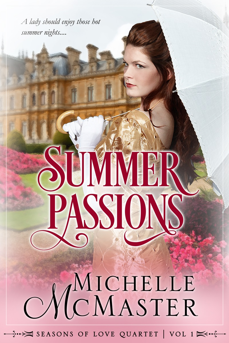 Book Cover: Summer Passions