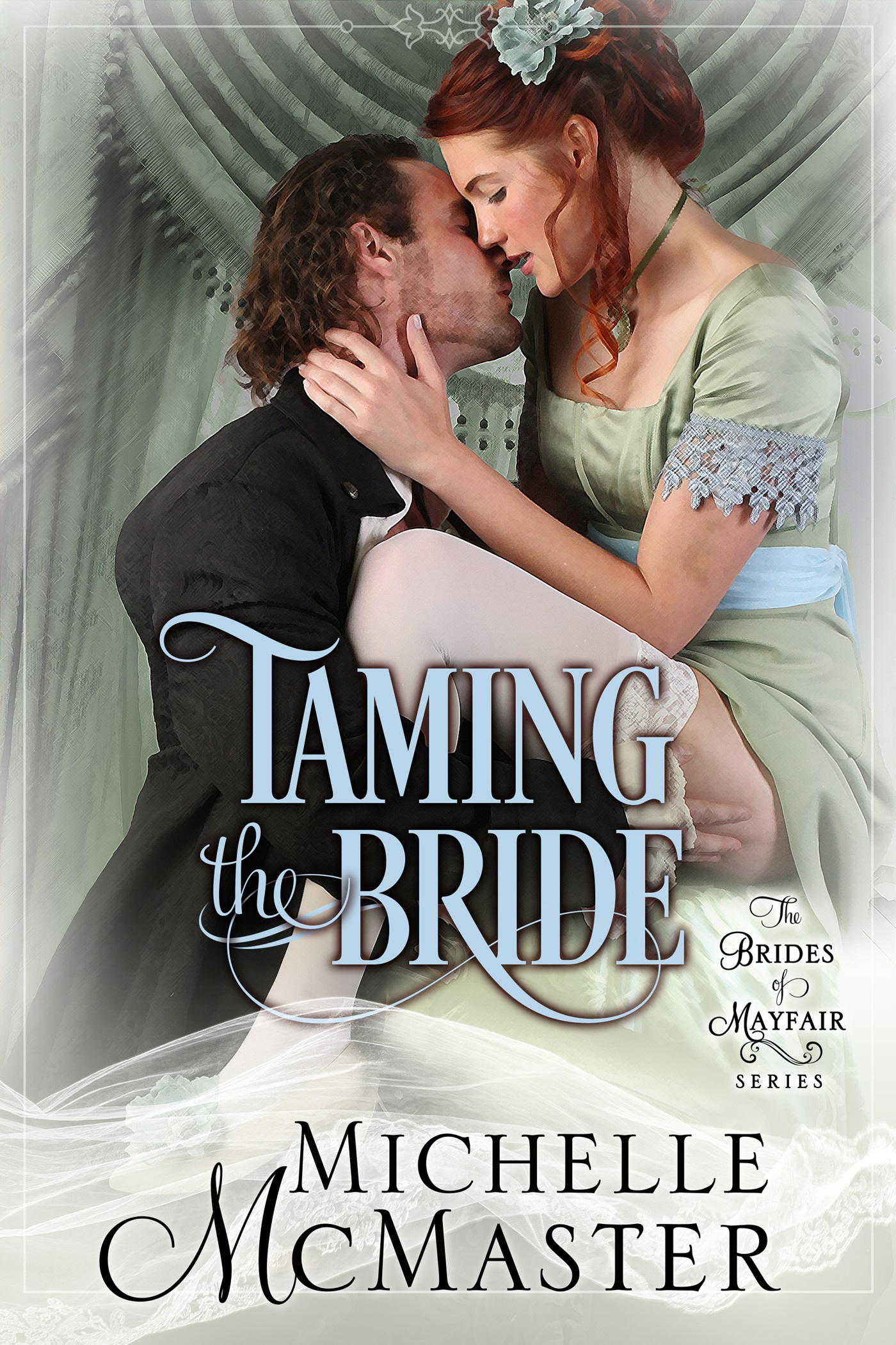 Book Cover: Taming the Bride